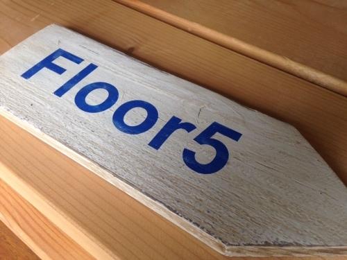 木材看板 サンプル製作  (1)