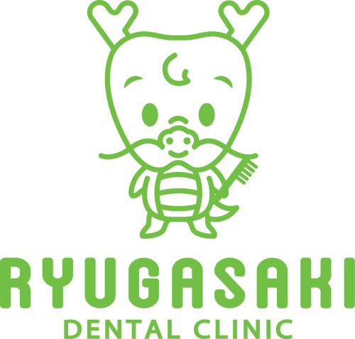 イラストがカワイイ動物病院のロゴ