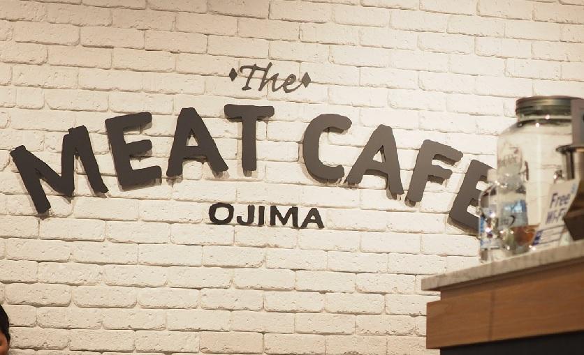 カフェ 黒を基調としたお洒落な看板 デザイン性の高い看板デザイン制作会社 看板デザイン相談所 神奈川 東京 千葉 埼玉