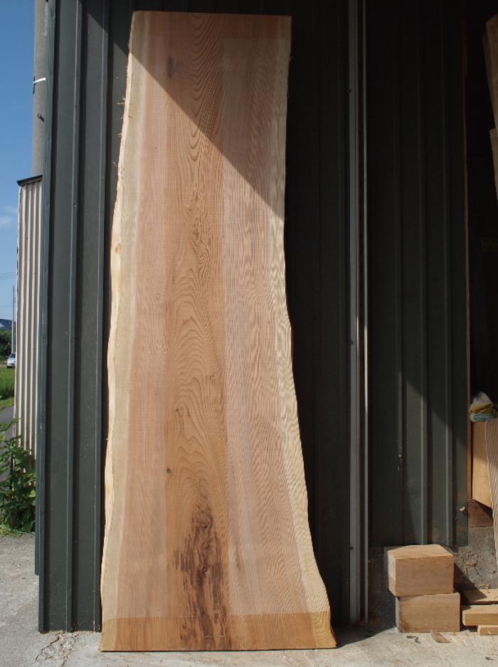木製看板の木