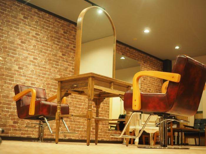 美容室(ヘアサロン)看板 製作事例