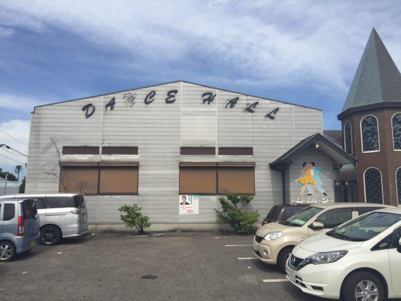 ダンススタジオ、スクール 外観デザイン (1)