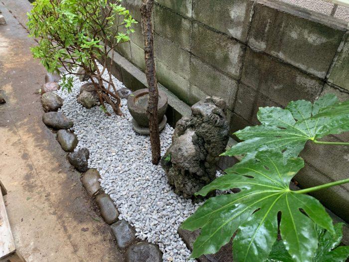 お庭づくり(植栽)と看板デザイン (16)