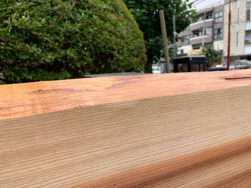 和 看板 銘木の看板 (5)
